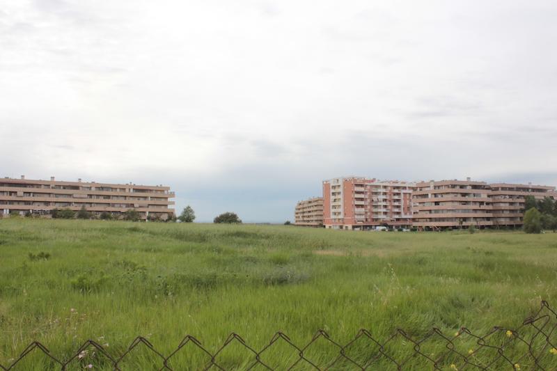 Là dove c'era l'erba, ora c'è...una (altra) città...